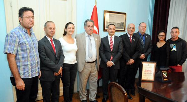 Bošnjačko nacionalno vijeće predalo nagradu za premijera Turs