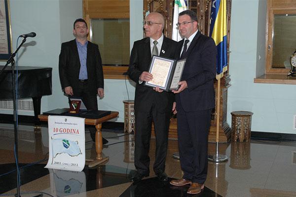 Dodjela priznanja BNV u Sarajevu 3
