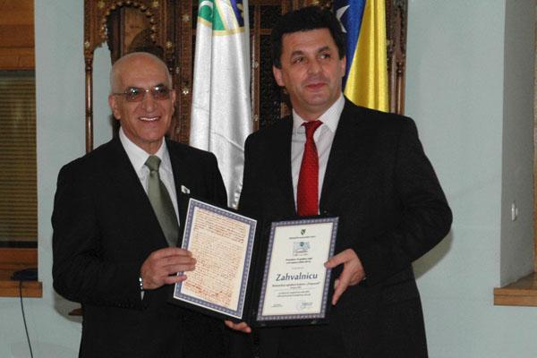 Dodjela priznanja BNV u Sarajevu 5