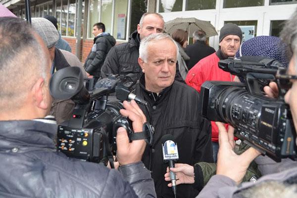 Ucenici Gimnayije u bojkotu 5