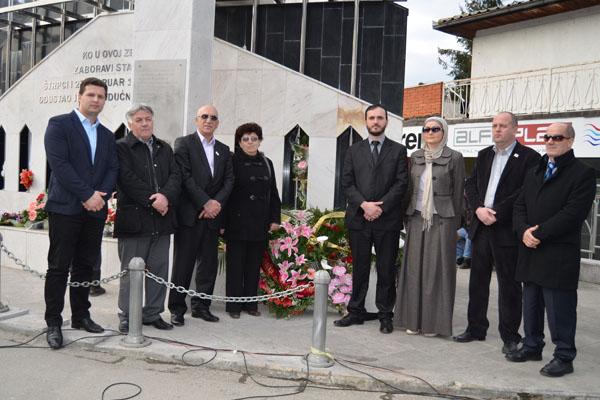 Delegacija BNV Strpci 2014 Prijepolje 4
