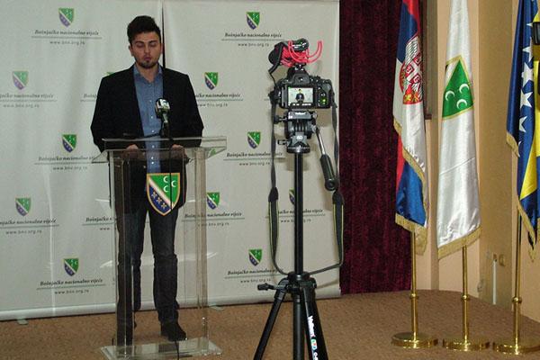Semir Gicic press BNV 2