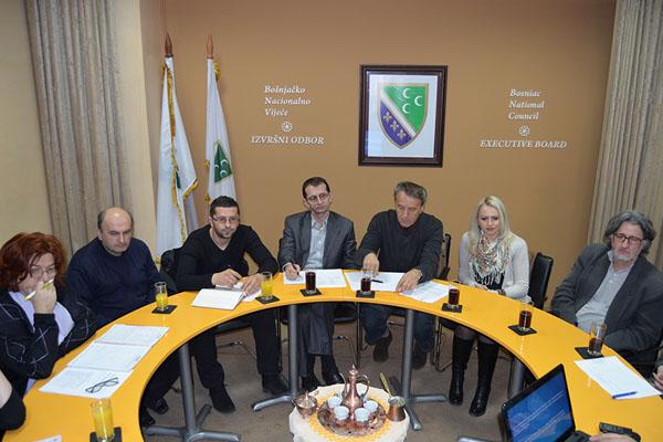 Radni sastanak BNV 2
