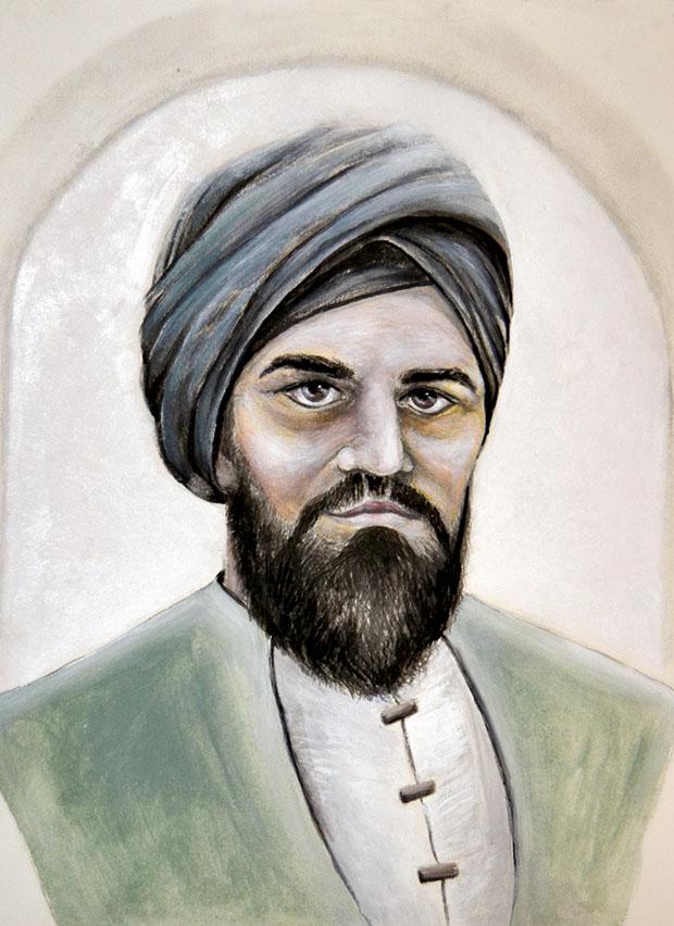 Portret Muhamed Hevai Uskufi