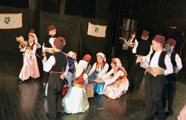 Vecer bosnjacke kulture Subotica 1