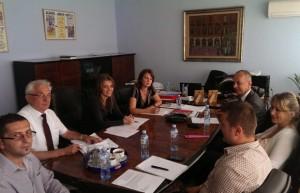 sastanak u Ministarstvu prosvjete