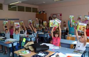 Udzbenici Bosanski jezik djeca