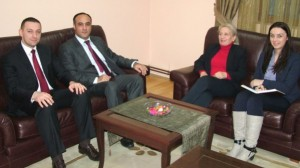 Prvi sekretar Turske ambasade u posjeti BNV
