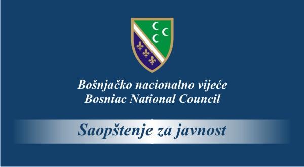 BNV - Saopstenje za javnost