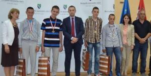Nagrade učesnicima 3. Balkanskih sportskih igara za djecu sa posebnim potrebama - naslovna