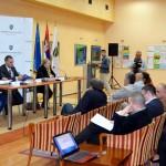 Prva sesija javne rasprave o reformi političkog sistema Srbije - naslovna