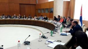 pregovaracki tim za EU