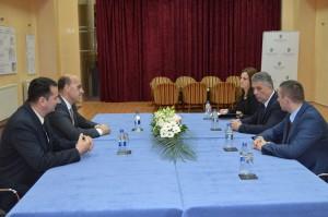 Posjeta potpredsjednika BH. entiteta Republike Srpske Bošnjačkom nacionalnom vijeću (2)